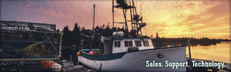 Sales. Support. Technology. | Fishing Boat Lobster Traps